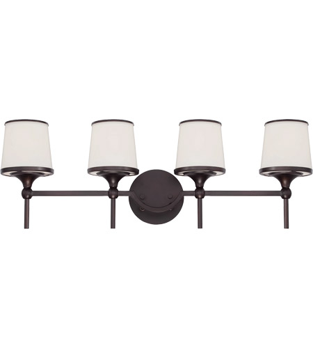 Savoy House Hagen 4 Light Vanity Light in English Bronze 8-4385-4-13