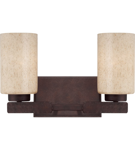 Savoy House Berkley 2 Light Vanity Light in Heritage Bronze 8-5435-2-117