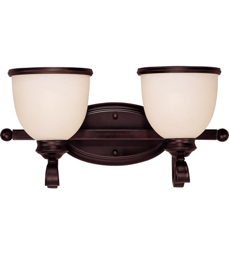 Savoy House Willoughby 2 Light Bath Bar in English Bronze 8-5779-2-13 photo