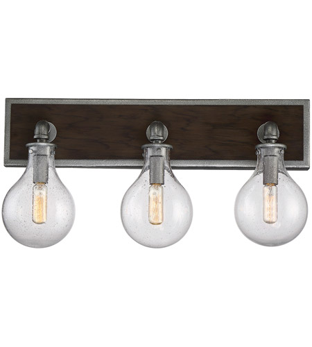 Savoy House Dansk Light Inch Galvanized Metal Bath - Savoy bathroom light fixtures
