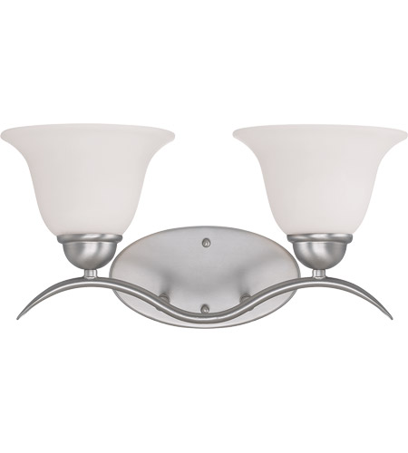 Savoy House Eaton 2 Light Vanity Light in Pewter 8-6835-2-69