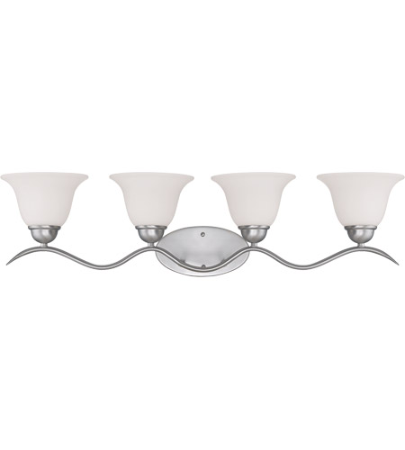 Savoy House Eaton 4 Light Vanity Light in Pewter 8-6835-4-69