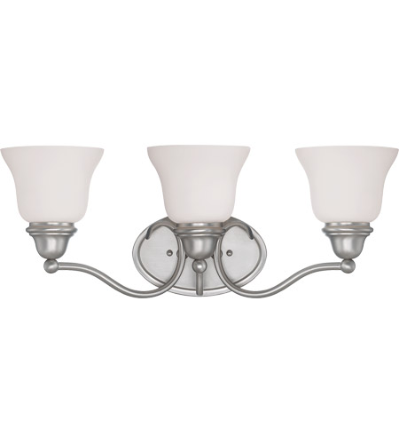 Savoy House Yates 3 Light Vanity Light in Pewter 8-6837-3-69 photo