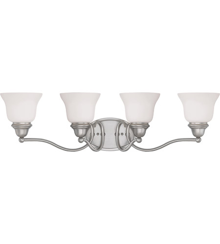 Savoy House Yates 4 Light Vanity Light in Pewter 8-6837-4-69