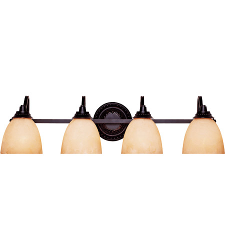 Savoy House Venetian Guild 4 Light Vanity Light in Slate 8-9411-4-25 photo