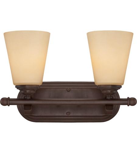 Savoy House Maremma 2 Light Vanity Light in Espresso 8P-2177-2-129