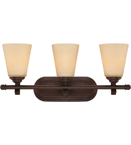 Savoy House Maremma 3 Light Vanity Light in Espresso 8P-2177-3-129