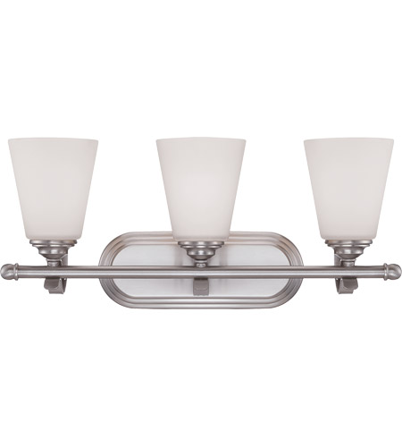 Savoy House Maremma 3 Light Vanity Light in Pewter 8P-2177-3-69