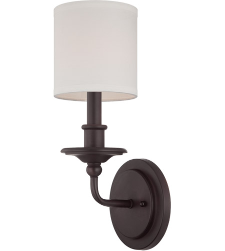 Savoy House 9-1150-1-13 Aubree 1 Light 6 inch English Bronze Sconce Wall Light photo