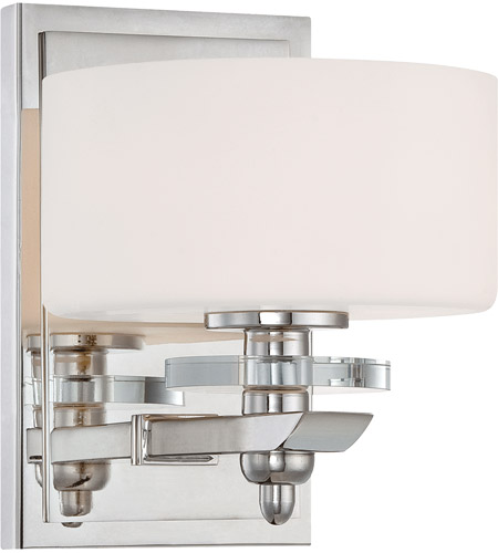 Savoy House 9-1901-1-109 Oneida 1 Light 7 inch Polished Nickel Sconce Wall Light photo