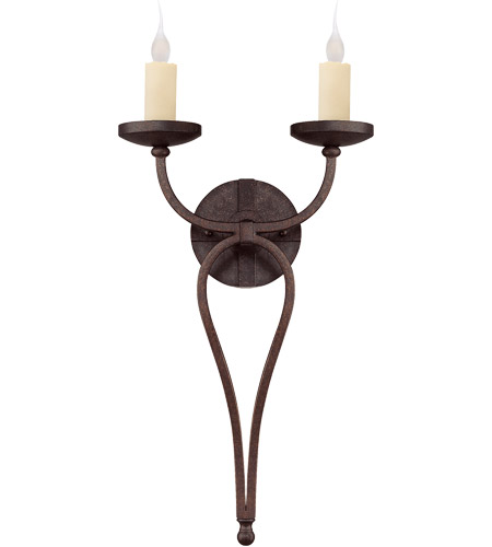 Savoy House Elba 2 Light Wall Sconce in Oiled Copper 9-2015-2-05