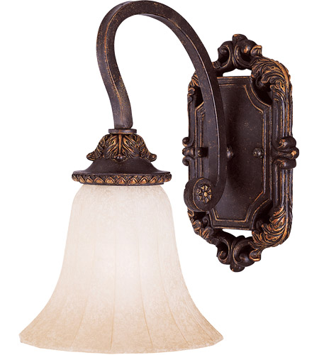 Savoy House Cordoba 1 Light Wall Sconce in Antique Copper 9-4093-1-16 photo