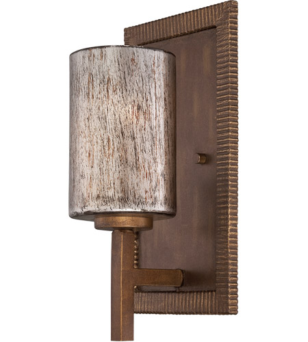 Savoy House Sonata 1 Light Wall Sconce in Warm Brandy 9-4124-1-166 photo