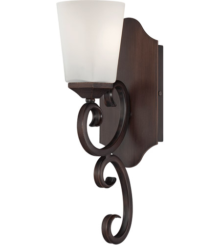 Savoy House Nayah 1 Light Wall Sconce in Espresso 9-4372-1-129 photo