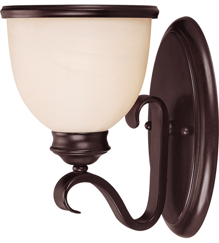 Savoy House 9-5780-1-13 Willoughby 1 Light 6 inch English Bronze Sconce Wall Light photo