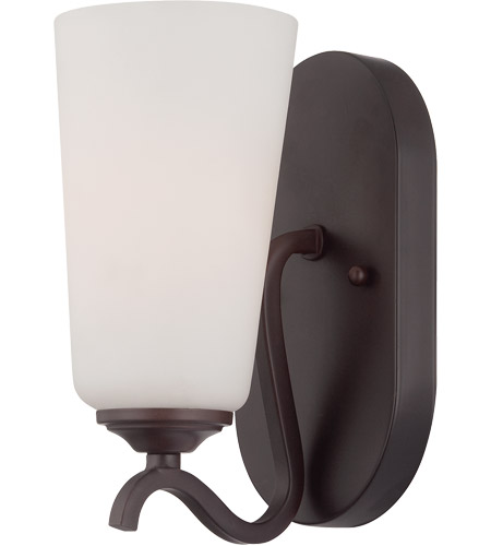 Savoy House Charlton 1 Light Sconce in English Bronze 9-6226-1-13 photo