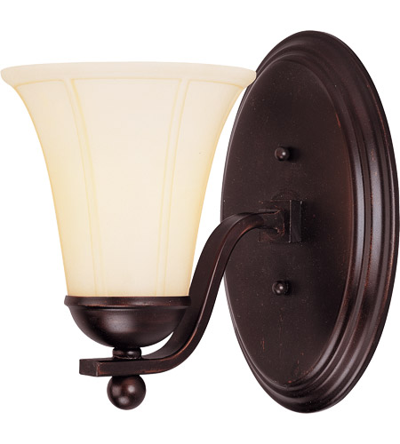 Savoy House Vanguard 1 Light Wall Sconce in English Bronze 9-6908-1-13