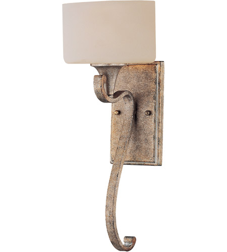 Savoy House Varna 1 Light Wall Sconce in Gold Dust 9-695-1-122