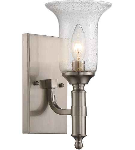 Savoy House Crystal Wall Sconces