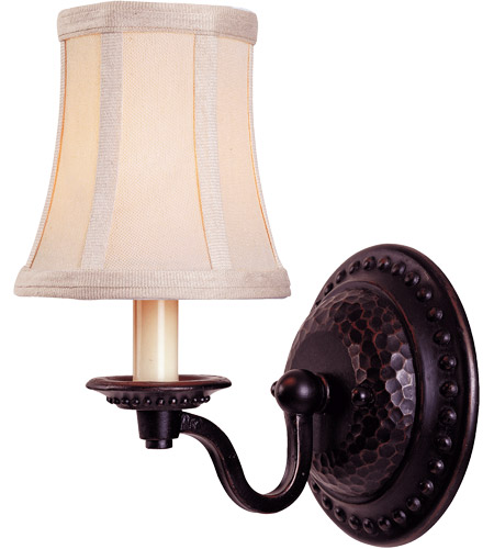 Savoy House Venetian Guild 1 Light Wall Sconce in Slate 9-9412-1-25 photo