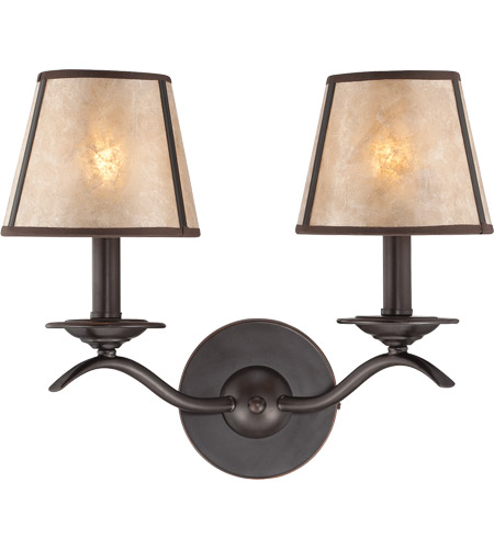 Savoy House Kennebec 2 Light Sconce in Slate 9-9624-2-25 photo