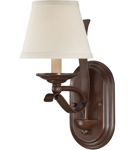 Savoy House Maremma 1 Light Sconce in Espresso 9P-2179-1-129 photo