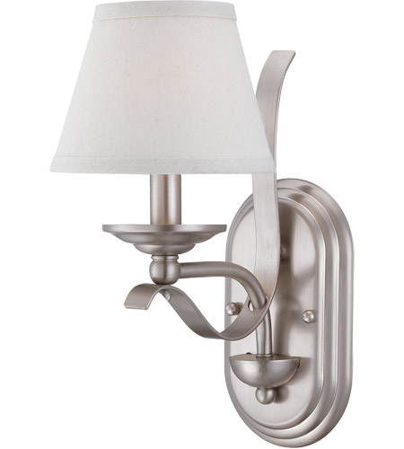 Savoy House Maremma 1 Light Sconce in Pewter 9P-2179-1-69 photo