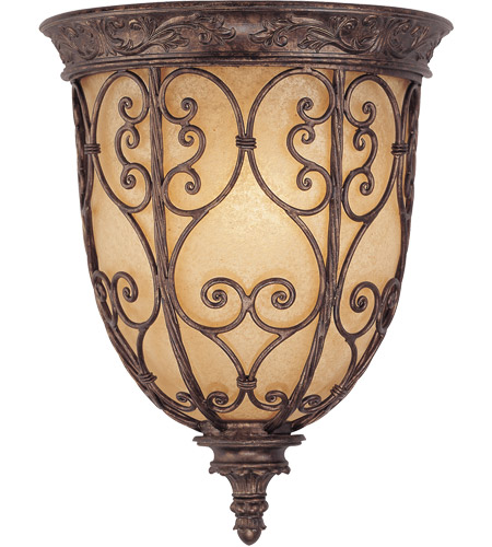 Savoy House 9P-50037-1-56 Rowen 1 Light 13 inch New Tortoise Shell Sconce Wall Light photo