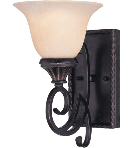 Savoy House Legend 1 Light Sconce in Antique Copper 9P-5586-1-16 photo