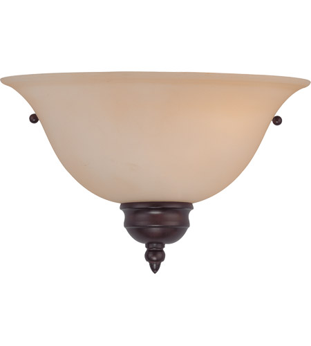 Savoy House 9P-60510-1-13 Single-Light Wall Sconce from the Main Street Collection English Bronze Finish photo