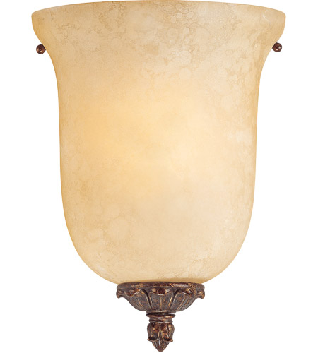 Savoy House 9P-883-1-56 Rue De Ville 1 Light 9 inch New Tortoise Shell Sconce Wall Light photo
