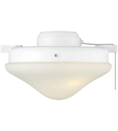 Savoy House Crimson 2 Light Fan Light Kit in White FL524-WH