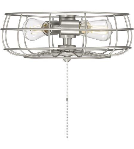 Savoy House FLG-104-SN Ratcliffe LED Satin Nickel Fan Light kit