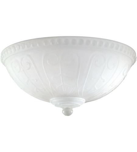 Savoy House Indigo 3 Light Fan Light Kit in White FLGC-850-WH photo