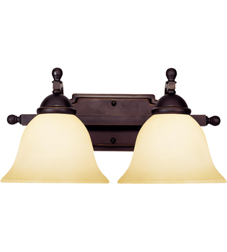 Savoy House Saville 2 Light Vanity Light in Slate GZ-8-2092-2-25 photo