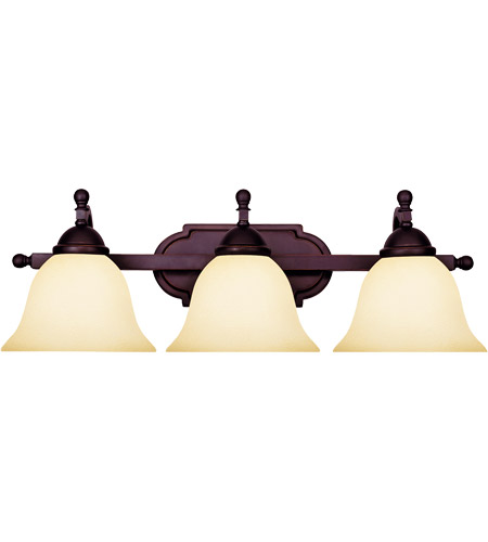 Savoy House GZ-8-2092-3-25 Saville 3 Light 24 inch Slate Vanity Light Wall Light photo