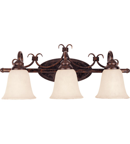 Savoy House Brandywine 3 Light Vanity Light in New Tortoise Shell GZ-8-2894-3-56