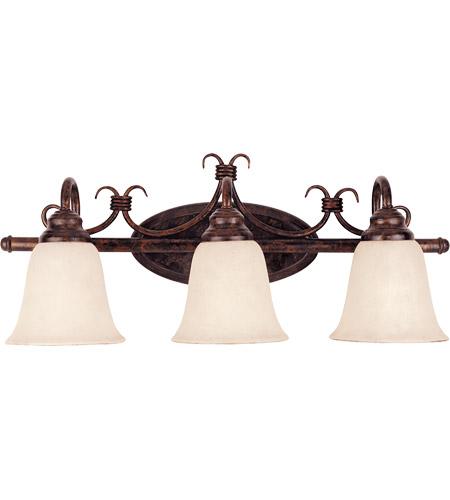 Savoy House Brandywine 3 Light Vanity Light in New Tortoise Shell GZ-8-2894-3-56