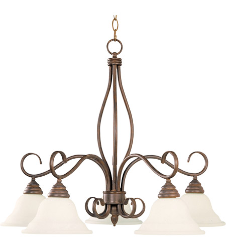 Savoy House KP-101-5-91 Bryce 5 Light 29 inch Sunset Bronze Chandelier Ceiling Light photo