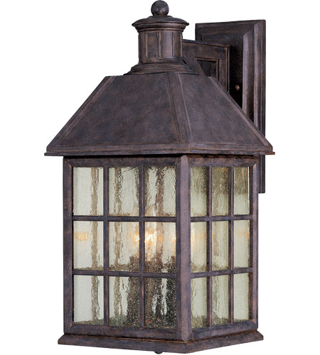 Savoy House Abbey 4 Light Outdoor Wall Lantern in Sunset Bronze KP-5-103-91 photo