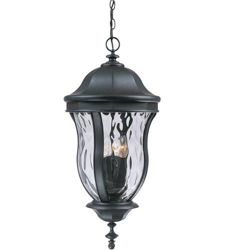 Savoy House Monticello 4 Light Outdoor Hanging Lantern in Black KP-5-306-BK photo