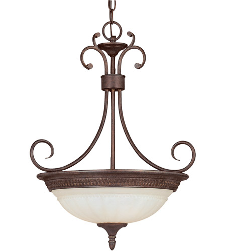 Savoy House Liberty 3 Light Pendant in Walnut Patina KP-7-505-3-40