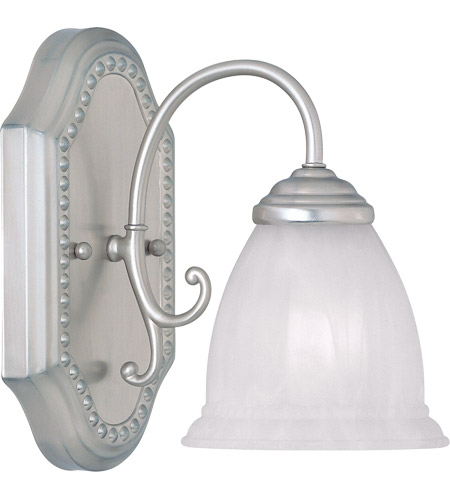 Savoy House Spirit 1 Light Vanity Light in Pewter KP-8-511-1-69 photo