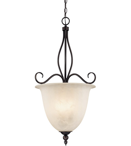 Savoy House Oxford 2 Light Pendant in English Bronze KP-98-2-13 photo