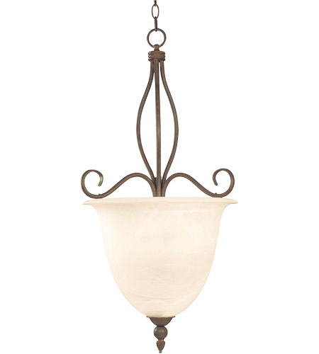 Savoy House KP-98-4-91 Bryce 4 Light 18 inch Sunset Bronze Pendant Ceiling Light photo