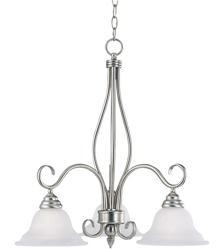 Savoy House KP-SS-100-3-69 Polar 3 Light 23 inch Pewter Chandelier Ceiling Light photo