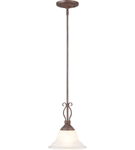 Savoy House KP-SS-130-1-91 Bryce 1 Light 10 inch Sunset Bronze Mini Pendant Ceiling Light photo