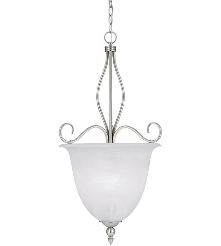 Savoy House Polar 4 Light Pendant in Pewter KP-SS-98-4-69