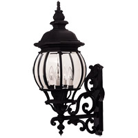 Savoy House Exterior Collections 4 Light Outdoor Wall Lantern in Black 07094-BLK photo thumbnail