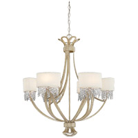 Savoy House Palais 6 Light Chandelier in Gold Dust 1-1050-6-122